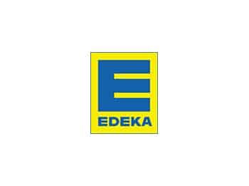 Logo EDEKA, Referenz HANSE Interim